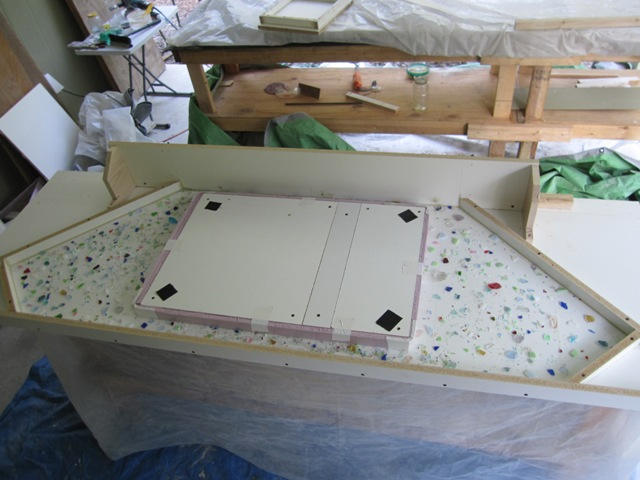 Main Kitchen Countertop – Southwest